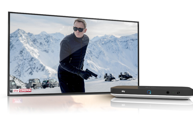 Sky's August UHD launch will kick-start 4K in the UK and become prime driver for Sky Q, analyst predicts