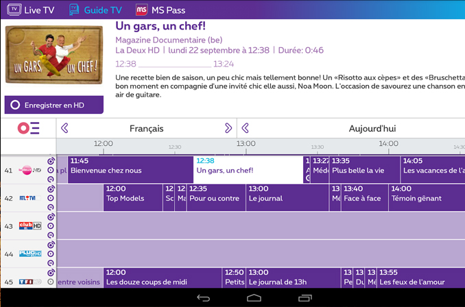 Proximus confident that broadcasters will want addressable advertising