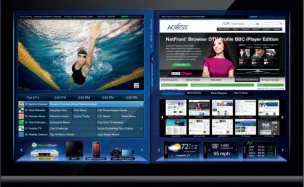 ACCESS pushes Netfront browser support for HBBTV, HTML-5 as a solution to smart TV fragmentation