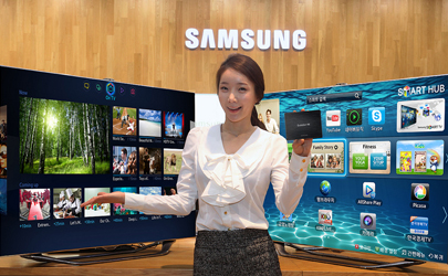 Samsung's 2012 Smart TV buyers benefit from CES upgrades